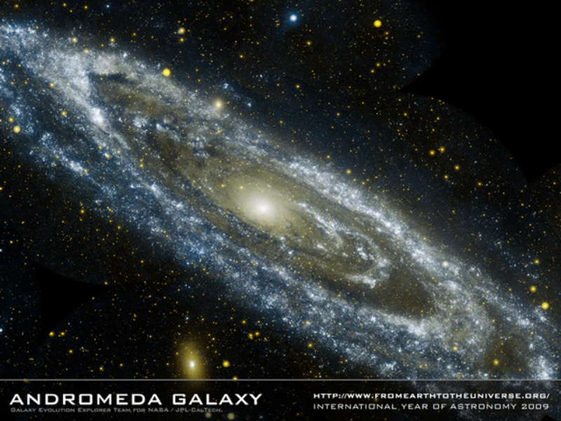 information on the andromeda galaxy - photo #43