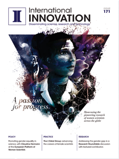 International Innovation - Women in science: A passion for progress