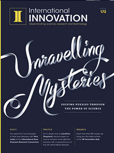 International Innovation - Research Impacts: Unravelling mysteries