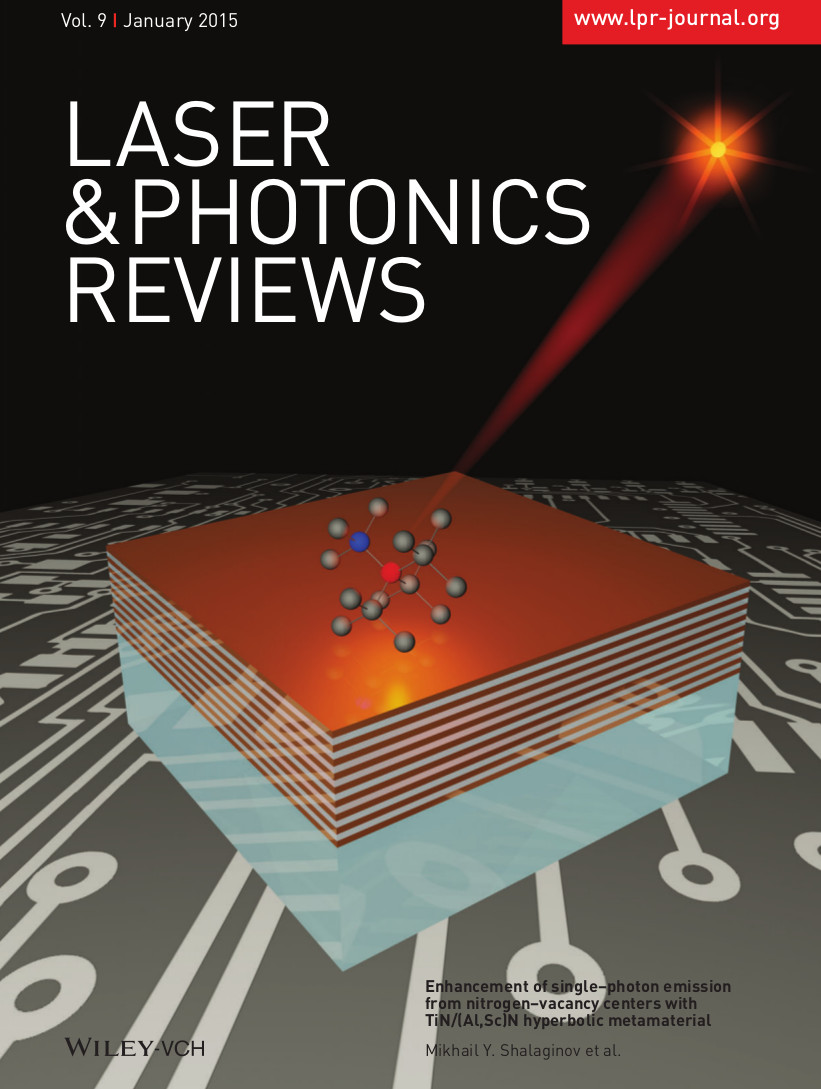 Laser & Photonics Reviews