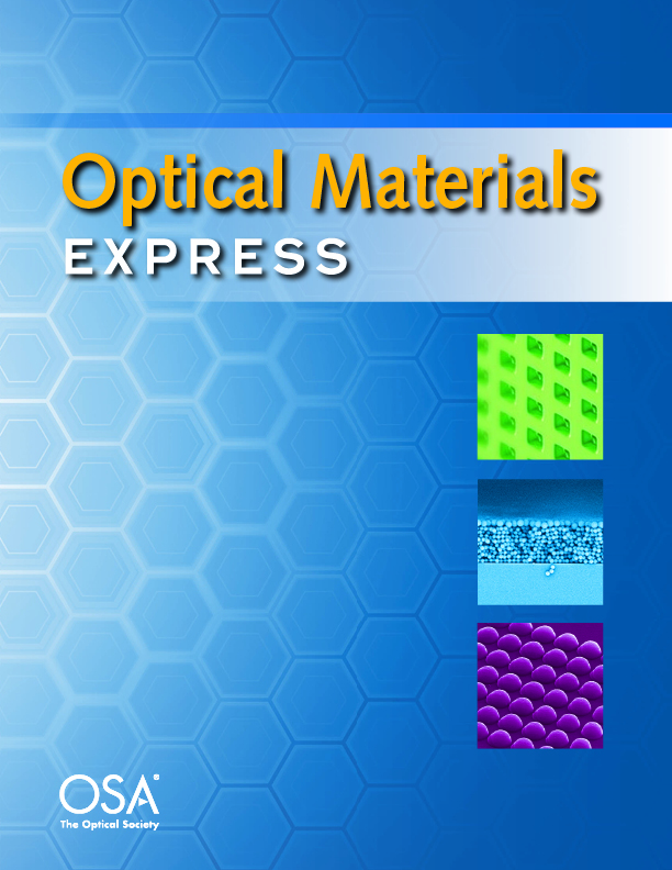 Optical Materials Express
