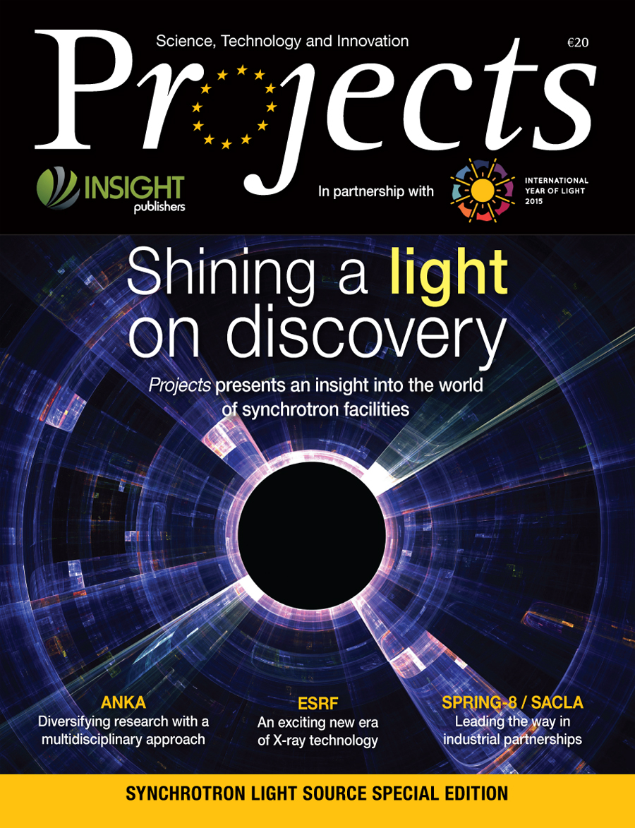 Projects Synchrotron Light Source Special Edition